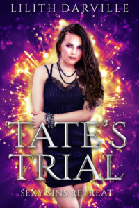 Book Cover: Tate's Trial