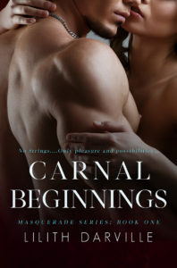 Book Cover: Carnal Beginnings