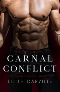 Book Cover: Carnal Conflict