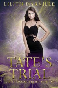 Book Cover: Tate's Trial