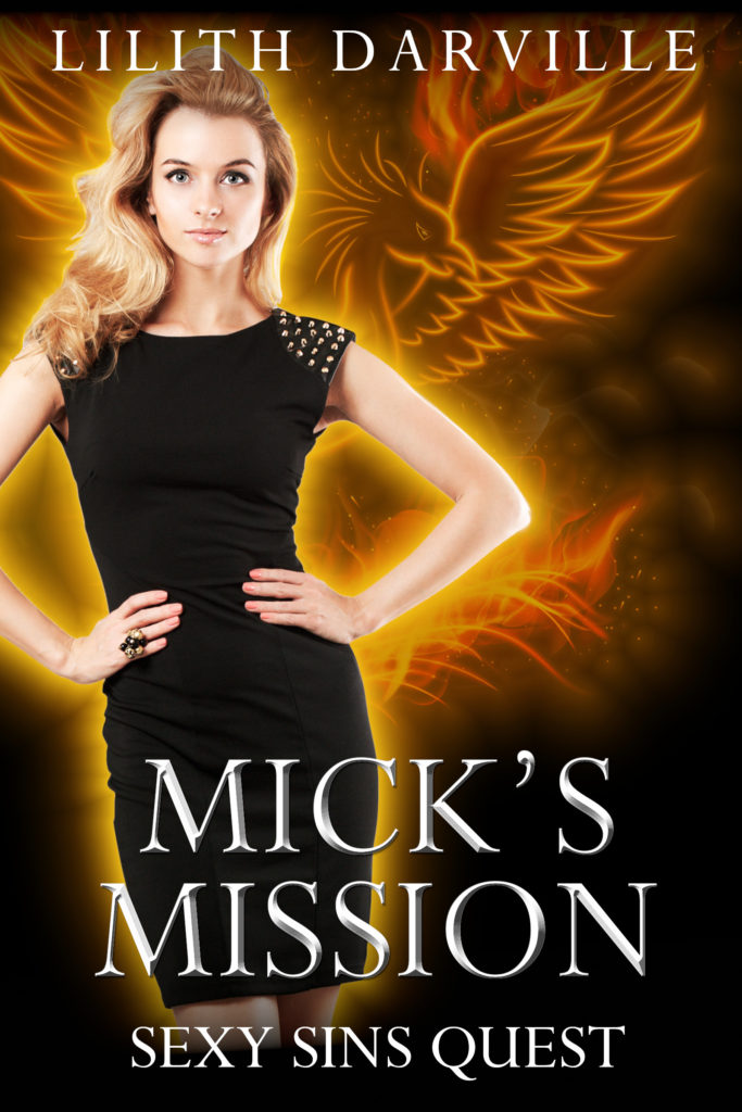 Book Cover: Mick's Mission