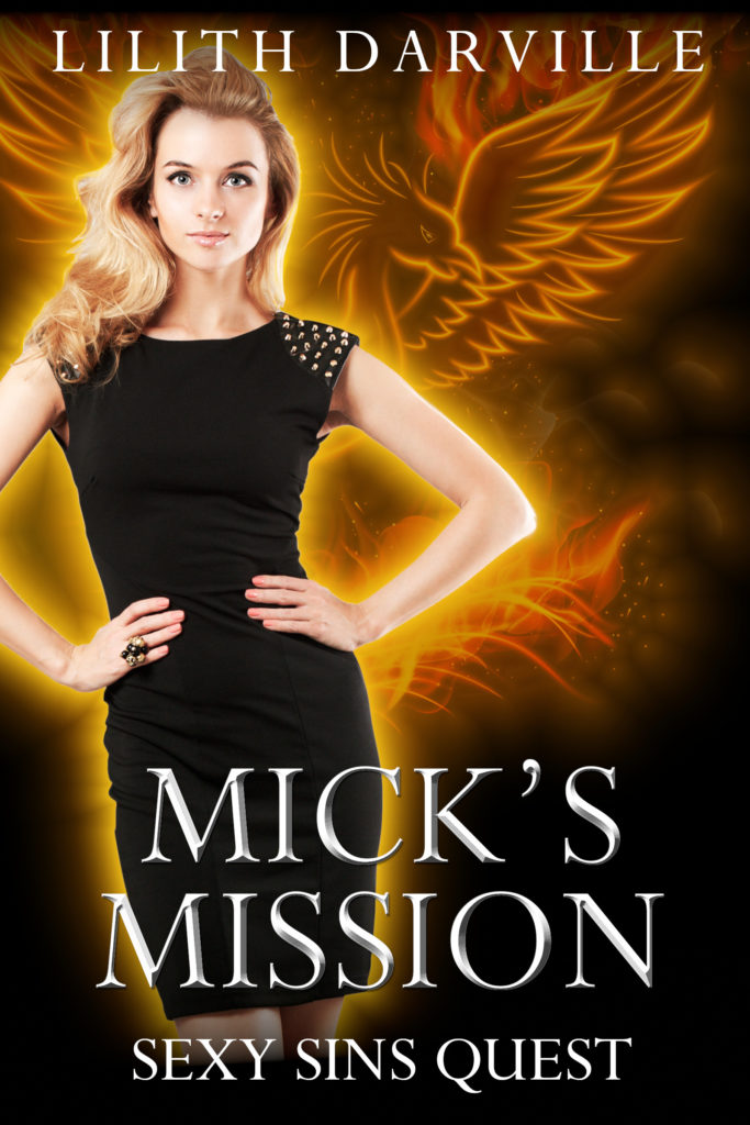 Mick's Mission Cover